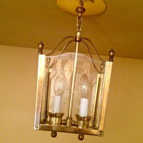 Mid Century Modern Foyer Light : Mid century foyer pendant by moe lovely