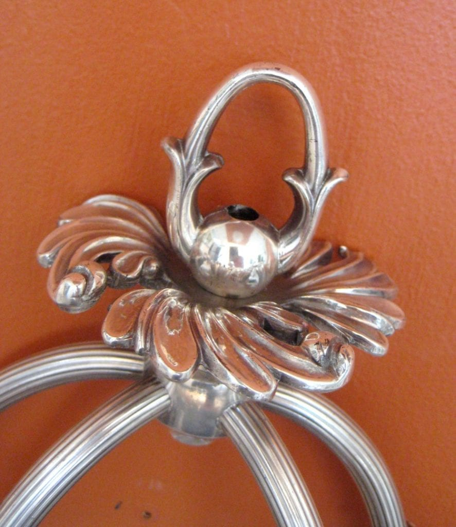 Arts And Crafts Silver Gill Pendant