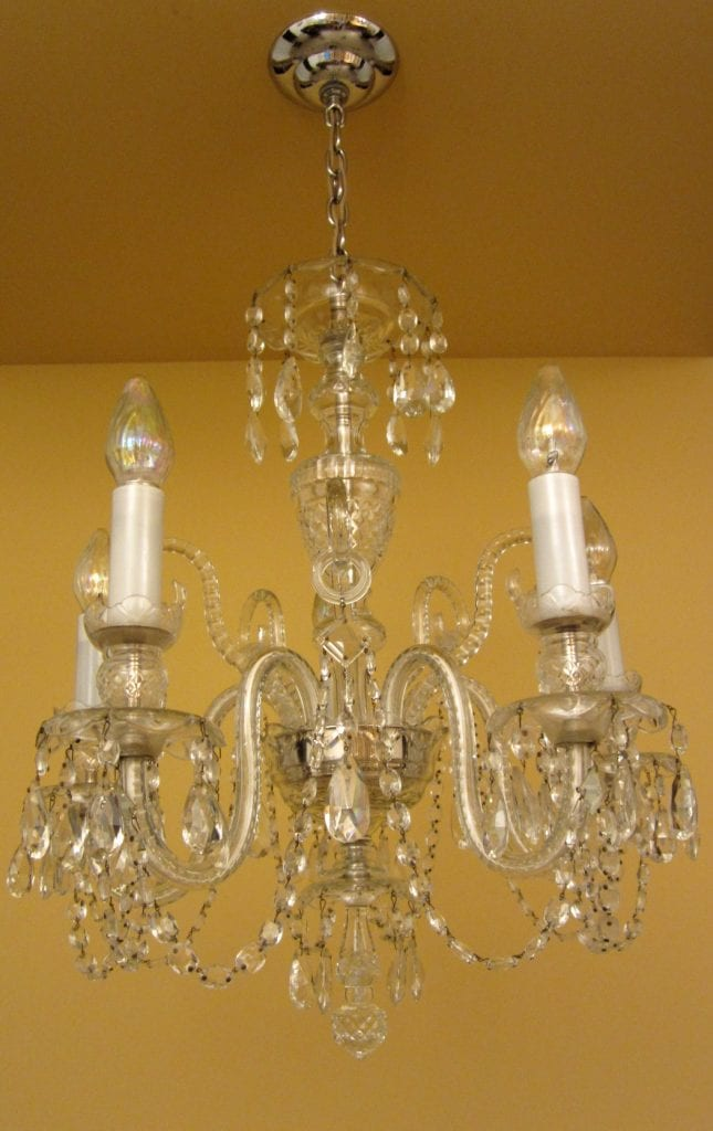 Crystal Chandelier High Quality By Weiss And Biheller