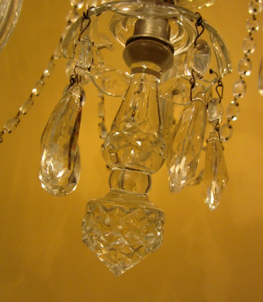 Crystal Chandelier Quality Types: Crystal Chandelier. High-quality. By Weiss And Biheller