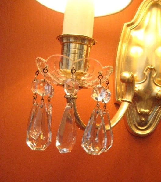 1920s Sconces By Lightolier Pair More Available